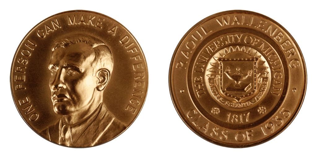 The Wallenberg Medal